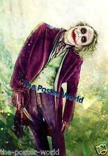 THE JOKER BATMAN GOTHAM CITY IMAGE PICTURE POSTER HOME ART PRINT WALL DECOR NEW