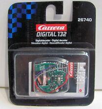 Carrera Digital 132 decoder per veicoli f1 senza luce - 26740 Merce Nuova