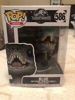 Funko Pop Movies: Jurassic World - Blue, Velociraptor #586