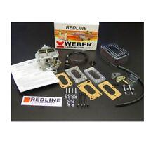 For Isuzu Pickup Trooper Weber Carburetor Conversion Kit 86-95 86-87 Trooper