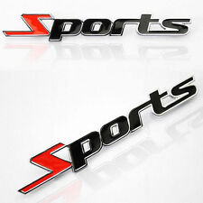 Hot 3D Metal Car Motor Sticker Auto Decal For Cruze 2 3 Mazda Granta Solaris