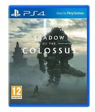 SHADOW OF THE COLOSSUS - PS4 - NEW & SEALED - IN STOCK NOW!!!