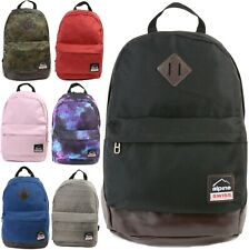 Alpine Swiss Midterm Backpack School Bag Bookbag Daypack 1 Yr Warranty Back Pack