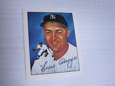 LUIS ARROYO Autographed Baseball Card JSA Auction Certified
