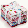 """RILEY BLAKE """"LITTLE RED IN THE WOODS"""" FAT QUARTER FQ Bundle FQ-8080-21"""
