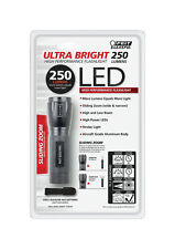 FEIT Electric  Ultra Bright  250 lumens Flashlight  LED  AAA  Black