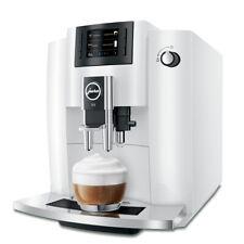 JURA E6 Piano White fully automatic coffee machine, free shipping Worldwide