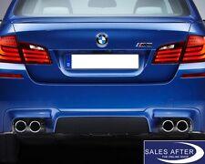 Original BMW F10 M5 Diffusor mit Einsatz - M Heckdiffusor Heckblende - auch F11
