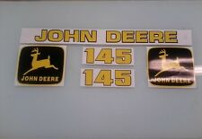 John Deere 145 Loader Decals