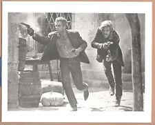 Butch Cassidy and the Sundance Kid-Paul Newman-Robert Redford-8 X 10-B&W-Still