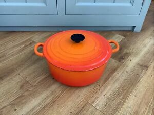 le creuset casserole Dish 26 Cm