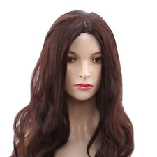 Wig Japanese-Korean Long Wavy Curly Hair Full Wig Cosplay Party Wig BS