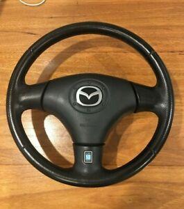 Mazda RX7 Steering Wheel