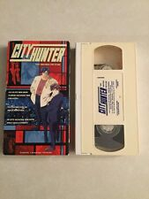 City Hunter: The Motion Picture (VHS, 1999, Dubbed)