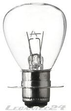 Glühlampe 6V 35/35W P15d-30 Glühbirne Lampe Birne 6Volt 35/35Watt neu