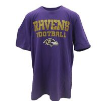 Baltimore Ravens Youth Size Official NFL Team Apparel T-Shirt New With Tags