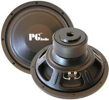 "PG audio e124, 12"" 30 CM SUBWOOFER, 600 Watt max.1 pezzi!"