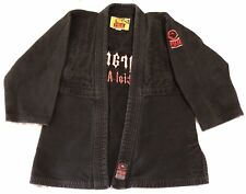Fuji Victory Martial Arts Kimonos Black Jacket Kids C3 Gi Ingram's Martial Arts