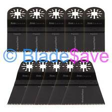 10 Bosch Multi Tool Blades FEIN MultiMaster Double Precision Wood by KROP