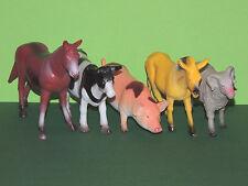 Bauernhoftiere XXL Bauernhof Nutztiere Hoftiere Set ca. 11-17cm hoch Neu&OVP