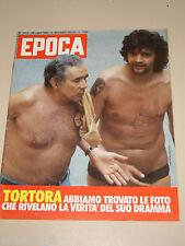EPOCA=1983/1712=ENZO TORTORA=BARCA AZZURRA AMERICA'S CUP=ACHILLE CASTIGLIONI=