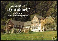 """Prospekt, Bad Berleburg - Arfeld, Ferienhaus """"Hainbach"""", um 1975"""