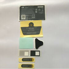 DJI Mavic Pro Platinum Drone Part Body Sticker Warning signs stickers 1 Set