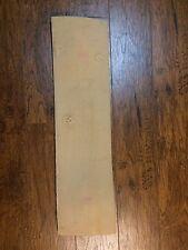 "Wood Texture Concrete Flex Stamp 24"""