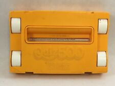 Quiz 500 Hand Held Trivia Game Parker Brothers 1979 Yellow