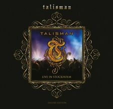Talisman - Live In Stockholm [New CD] With DVD, Digipack Packaging