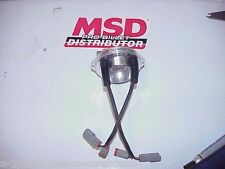 MSD Dual Pickup Pro-Billet 83925 Distributor Housing with Deutsch Connectors