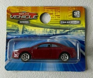 Welly 1:64 Peugeot Coupe - RED Combined Postage Available
