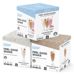 Feel Good VLCD Protein (25g per serve) Shakes for Weight Loss & Bariatrics