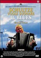 Schultze vuole suonare il blues (2003) DVD Nuovo Sigillato Michael Schorr