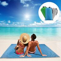 Outdoor Waterproof Beach Blanket Portable Camping Picnic Mat Travel Pocket Pad