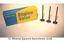 Mitaka S/STEEL Inlet Intake Valves x3 Yamaha YZ250F YZF 250 2001 to 2012 WRF WR