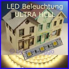 S461 - LED Lighting 50cm Warm White Ultra Light For Large Scale Railway G 1 0