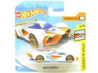 Hotwheels Mach Speeder 148/365 Legends of Speed Short Card 1 64 Scale Sealed New