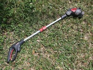 """138.74500 15"""" String Trimmer No Handle Or guard Spool Or Cap sn 2280227"""