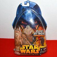 Star Wars Wookie Heavy Gunner Action Figure #68 Hasbro Revenge of the Sith