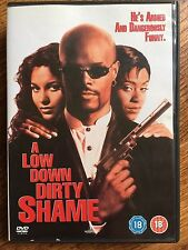 Keenan Ivory Wayans Jada Pinkett Smith A LOW DOWN DIRTY SHAME ~ 1995 UK DVD