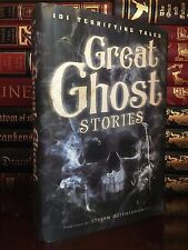101 Great Ghost Stories New Hardcover Edition Lovecraft Verne Saki Maupassant