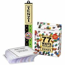 Tenzi Dice Game & 77 Ways To Play Tenzi