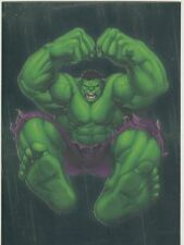 The Incredible Hulk [2003] Gamma Ray Chase Card #10