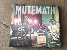 Mute Math by MUTEMATH CD Sep-2006 Teleprompt/Warner Bros Typical Rock Cardboard