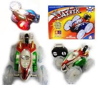 RC Dasher Stunt car Kids Toy Car 360 Twister flashing light Fun Gift for Boys