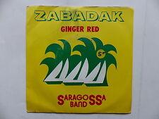 SARAGOSSA BAND Zabadak 101498