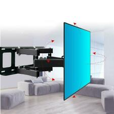 Articulating Full Motion Tv Wall Mount Swivel Tilt For 42 43 47 50 55 60 65 70 ""