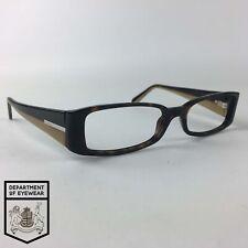 Prada Gafas tortuga Rectángulo Gafas marco Mod: VPR16G