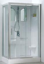 Dusche Duschkabine Fertigdusche Duschtempel 120x80 Duschabtrennung Malta Schulte